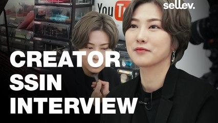 Creator Ssin Interview