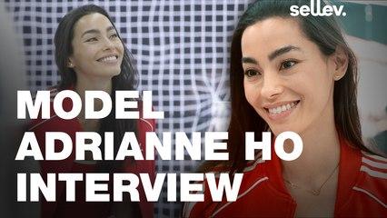 Model Adrianne Ho Interview
