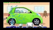 Car pour les enfants -Laver latelier de réparation de voiture pour bébé - Lavage de voitures et rép