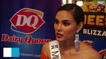 Miss Universe Philippines Catriona Gray comments on Miss Universe accepting a transwoman for their pageant