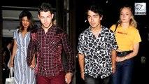 Priyanka Chopra Celebrates Birthday With Nick Jonas, Joe Jonas & Sophie Turner