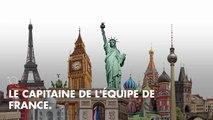 PHOTOS. Les Bleus champions du monde euphoriques à l'Élysée aux côtés de Brigitte et Emmanuel Macron