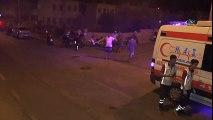 Bodrum'da Alevli Gece, Mahalle Sakinleri Korku Dolu Anlar Yaşadı