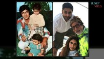 Abhishek Bachchan Shared Some Beautiful Family Pictures From His Album with Amitabh Bachchan & Jaya Bachchan