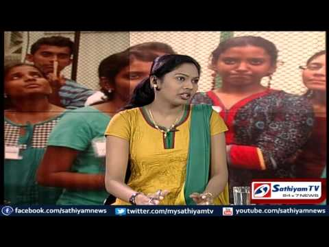 Sathiyam Sathiyame: Support for Leggings and girls reaction towards it Part 1