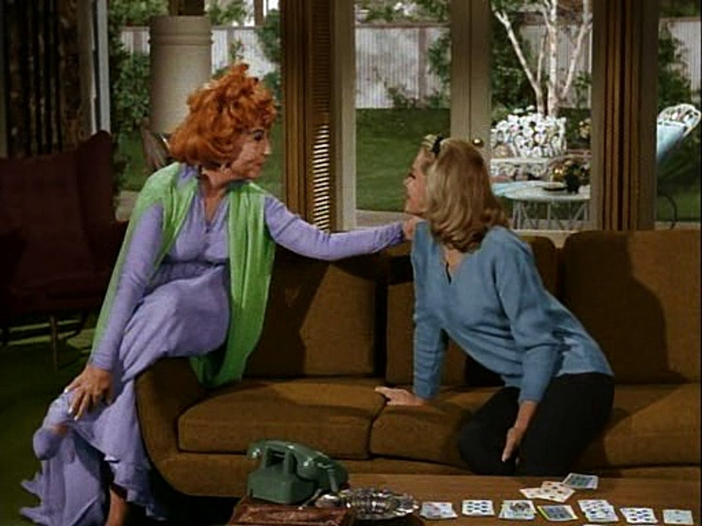 Bewitched – SE1 – Ep9 – The Girl Reporter