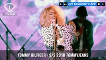 Tommy Jeans Spring 2018 Collection by Tommy Hilfiger x Clash  | FashionTV | FTV