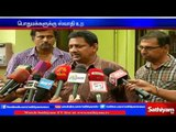 Please give proofs of swathi murder to police: Sawthi's relatives request people.