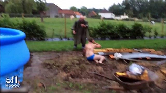 Su kaydıraklarında yaşanan tehlikeli kazalar