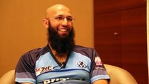 Hashim Amla hilarious interview regarding Pakistani players