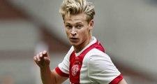 Les skills de Frenkie de Jong avec l'Ajax Amsterdam