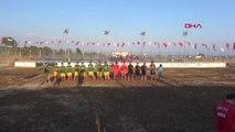 Spor Türkiye Plaj Futbol Ligi Manavgat Etabında Gol Yağmuru - Hd