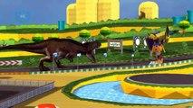 Éléphant de famille de doigt | Crazy Elephant Animal Finger Famille Chansons & Rythmes Pour Enfants