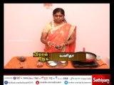Vidiyal Puthusu - Vanitha about how to make  ULUNTHAM PAAL  (gram milk) - 1.8.2017