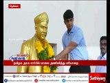 V. Chidambaranar's 146th birthday - Garlands of honor on behalf of Government