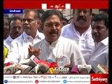 Will not stop till we eliminate Edappadi Palaniasamy and Panneerselvam - TTV Dinakaran