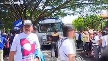 Νικαράγουα: Απελευθερώθηκαν οι διαδηλωτές φοιτητές με μεσολάβηση της καθολικής Εκκλησίας