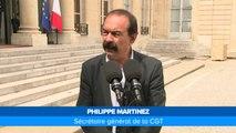 Les syndicats demandent à Macron de relancer le dialogue social