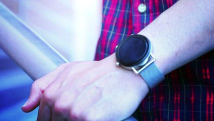 FALSTER   SKAGEN   first touch screen smart watch from fossil   NEWSX TECH