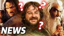 Peter Jackson macht HERR DER RINGE Serie für Amazon?