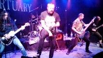 MORTUARY - Live Red studio 2017 (Death metal)