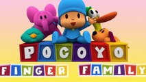 Pocoyo Papa doigt La Famille des Doigts de Pocoyo en français