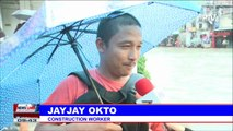 NEWS: Floods strand many commuters in QC