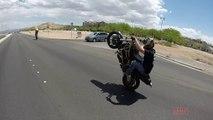 Motorcycle ACCIDENT Street Bike Riding Highchair Wheelie FAIL CRASHES Biker CRASH FAILS VIDEO 2016