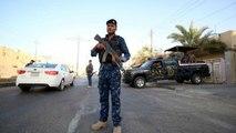 هروات وخراطيم مطاطية لتفريق المحتجين على تدهور الخدمات في البصرة