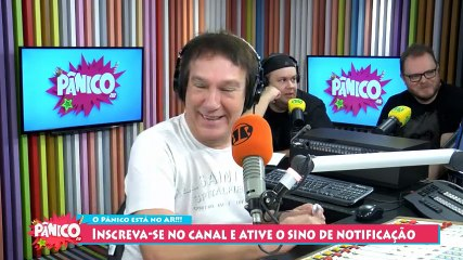 Celso Zucatelli - Pânico - 17/07/18