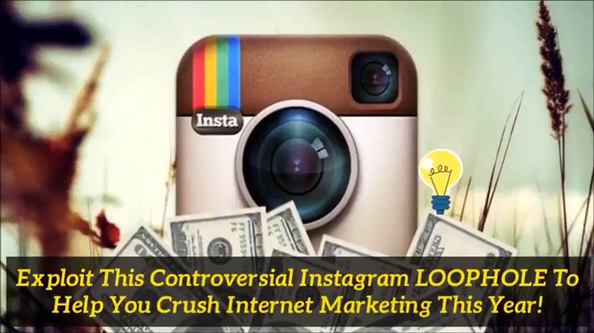Easy Insta Profits - Easy Insta Profits Review - Make Money With Instagram!
