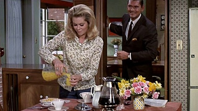 Bewitched 4x03 - Business, Italian Style