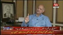 Agar PML(N) Election Jeet Jati Hai To Kiya Nawaz Sharif Ki Saza Khatam Hojaegi.. Mushahid Hussain Response