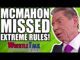 Vince McMahon MISSING From WWE Extreme Rules 2018! HUGE Jericho Match! | WrestleTalk News July 2018