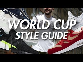 World Cup Style Guide   How to style your World Cup Kits feat. England, France, Germany & more.