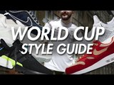 World Cup Style Guide | How to style your World Cup Kits feat. England, France, Germany & more.