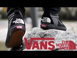 The North Face x VANS Review & Unboxing & On Feet | Old Skool & SK8 Hi