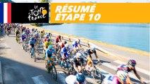 Résumé - Étape 10 - Tour de France 2018