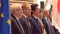 Abkommen gegen Abschottung: EU und Japan gründen Freihandelszone