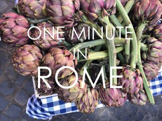 One Minute in Rome