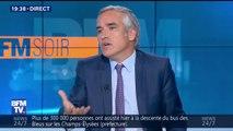 """Passage-éclair des Bleus sur les Champs-Élysées; """"Ça peut laisser des traces"""", pour Bruno Jeudy"""