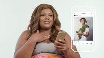 Nicole Byer Insta-Stalks Famous Foodies