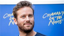 Armie Hammer Shares Strange Request Of Call Me By Your Name Fans