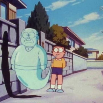 Doraemon - O chicle das transformacións