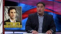Sacha Baron Cohen DESTROYS The NRA