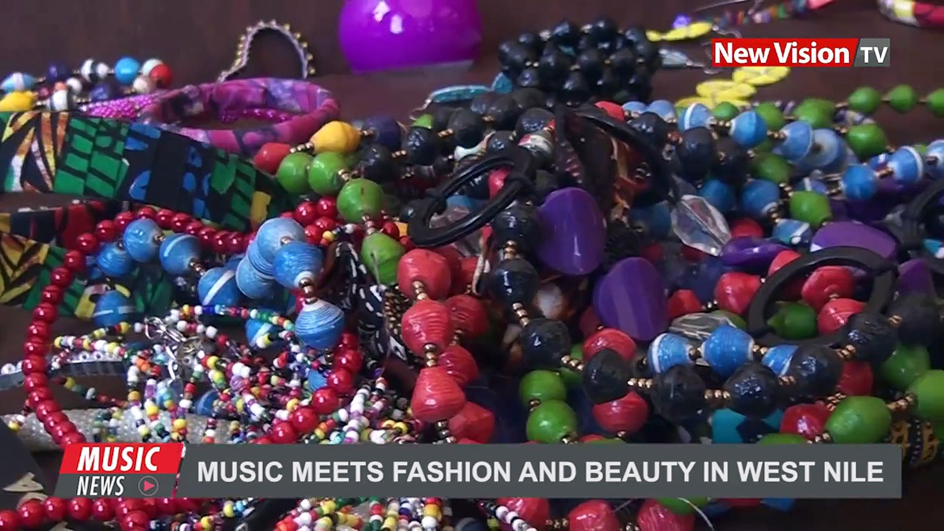 #NewVisionTV#MusicNews:Music meets fashion and beauty in West Nile
