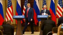 RECAP: US President Donald J. Trump and Russian President Vladimir Putin met in Helsinki yesterday. Here are some of the highlights:(Video: Reuters)