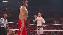 RAW - The Great Khali vs. Sheamus - WWE Wrestling Fight Fighting Match Sports