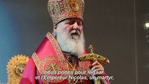 Russie: procession en mémoire de Nicolas II, 100 ans après