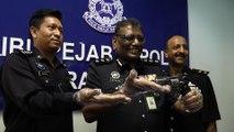 Drug trafficking ring crippled with nine arrests